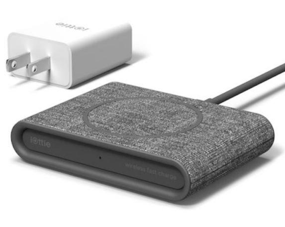 iOttie iON 10W Mini Qi Wireless Fast Charging Pad Product image