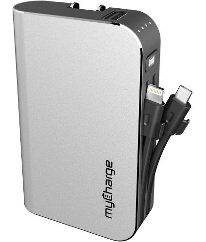 Chargeur myCharge Hub Plus avec câble Lightning de 6 700 mAh Image de l'article