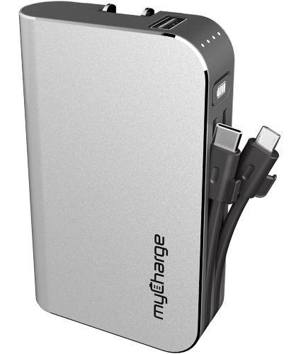 Chargeur portatif myCharge Hub Max avec câble USB-C, 10 050 mAh Image de l'article