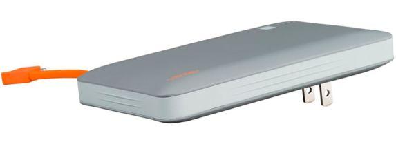 Batterie d'appoint Ventev Powercell avec connecteur Lightning, 6 010 mAh Image de l'article