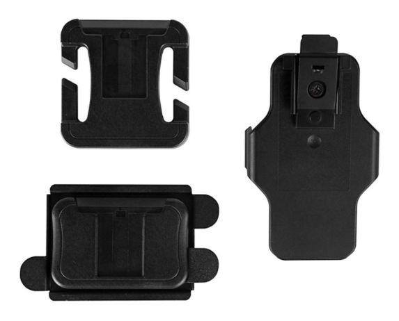 Accessoires de fixation pour caméra Transcend Body Image de l'article