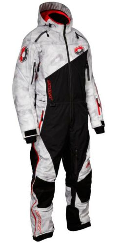 Castle X Freedom Monosuit Alpha Shell, Grey/ Red Product image