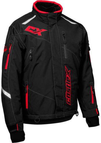 Manteau de motoneige Castle X Thrust, noir/rouge Image de l'article