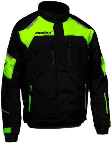 Manteau de motoneige Castle X Polar, h.vis., noir Image de l'article