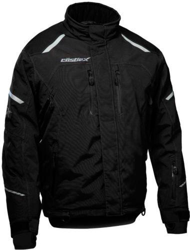 Manteau de motoneige Castle X Polar, noir Image de l'article
