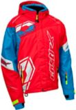 Castle X Code Snowmobile Jacket, Red/ Blue/ White | Castle Xnull