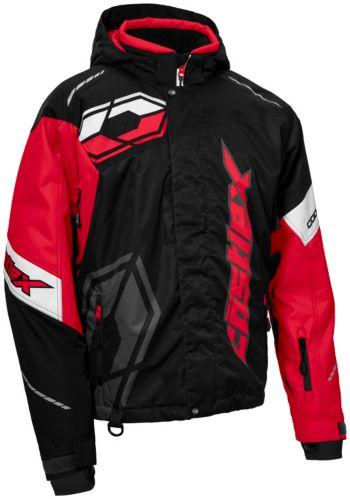 Manteau de motoneige Castle X Code, noir/rouge/anthracite Image de l'article