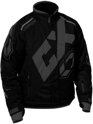 Manteau de motoneige Castle X Vapor, noir/gris Image de l'article