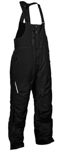 Salopette de motoneige Castle X Tundra G2, hommes, noir, longue Image de l'article