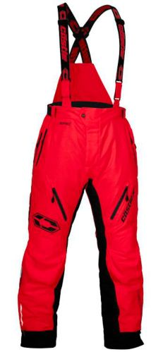 Pantalon de motoneige Castle X Epic, hommes, rouge Image de l'article