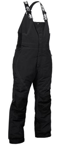 Castle X Men's Phase Snowmobile Bib, Black Product image