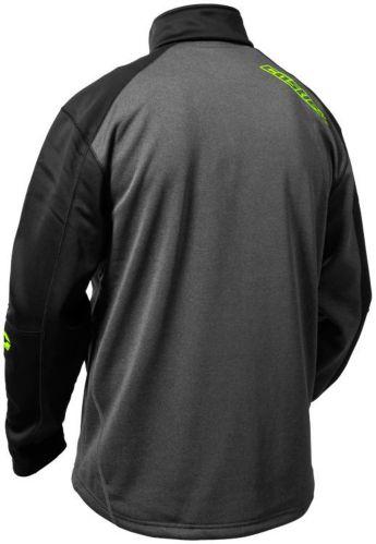 Castle X Men's Fusion G2 Mid-Layer Jacket Hi-Vis, Grey Product image