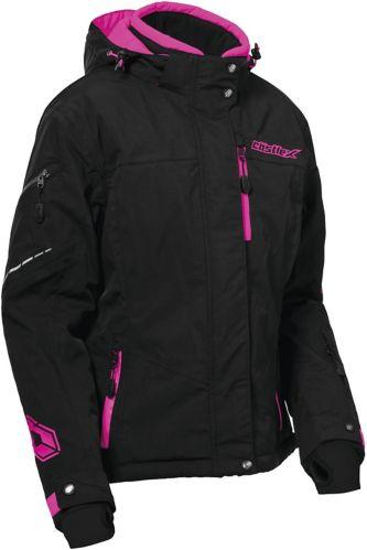 Manteau de motoneige Castle X Powder G2, dames, noir/rose Image de l'article