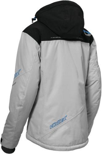 Manteau de motoneige Castle X Powder G2, dames, argenté/noir/bleu Image de l'article
