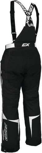 Castle X Women's Fuel G7 Snowmobile Pants, Black/ White Product image