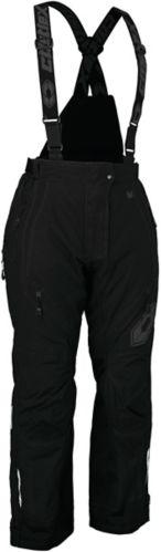 Castle X Women's Fuel G7 Snowmobile Pants, Black Product image