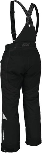 Castle X Women's Fuel G7 Snowmobile Pants, Black, Short Product image