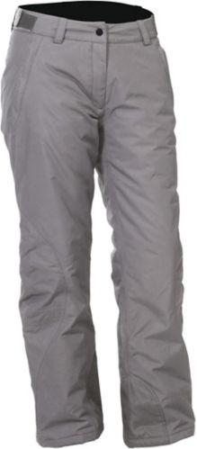 Castle X Women's Bliss Snowmobile Pants, Light Grey Product image