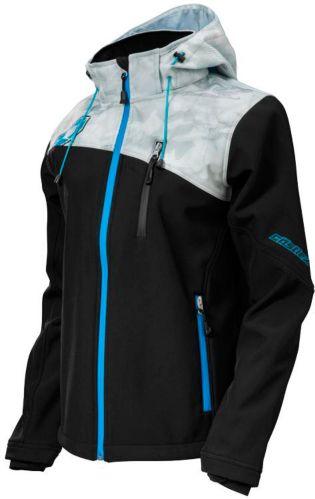 Manteau de motoneige Castle X Barrier G2, dames, noir/gris Image de l'article