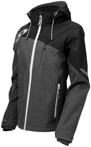 Manteau de motoneige Castle X Barrier G2, dames, gris/noir Image de l'article