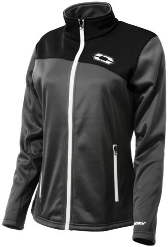 Castle X Women's Fusion G2 Mid-Layer Jacket, Grey/ White Product image