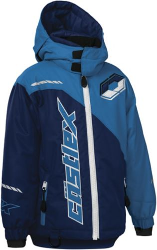 Castle X Toddler Stance G2 Snowmobile Jacket, Navy/ Blue Product image