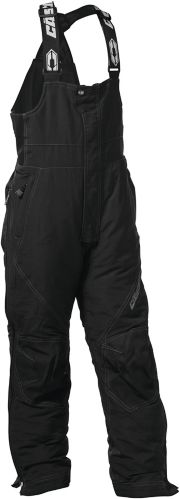 Castle X Youth Phase Snowmobile Bib, Black Product image