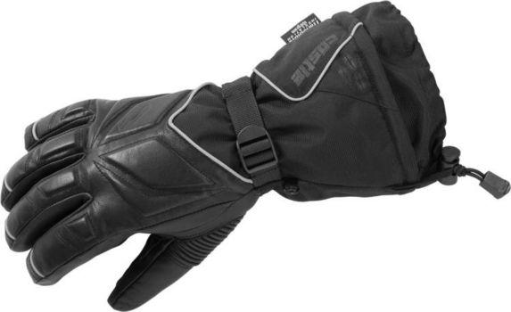 Castle X Men's TRS Snowmobile Gloves, Black Product image