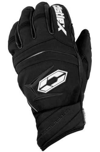 Castle X Men's Stance Snowmobile Gloves, Black Product image