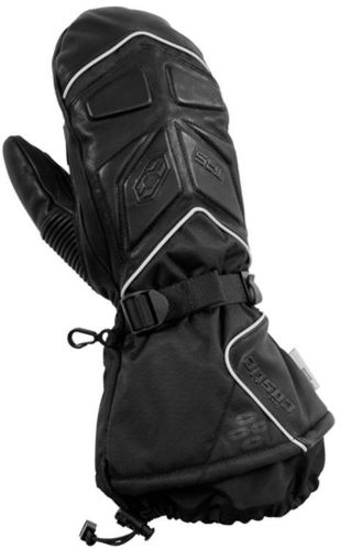 Castle X Women's TRS Snowmobile Mitts, Black Product image
