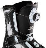 Castle X Women's Charge Boa Snowmobile Boots, White | Castle Xnull