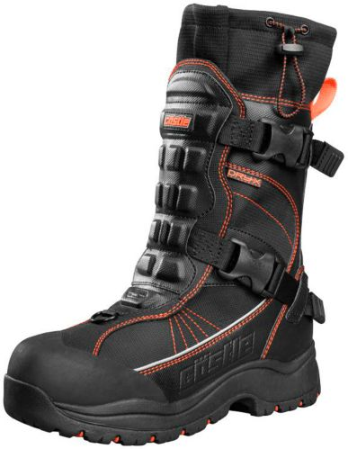 Castle X Men's Barrier 2 Snowmobile Boots, Orange Product image