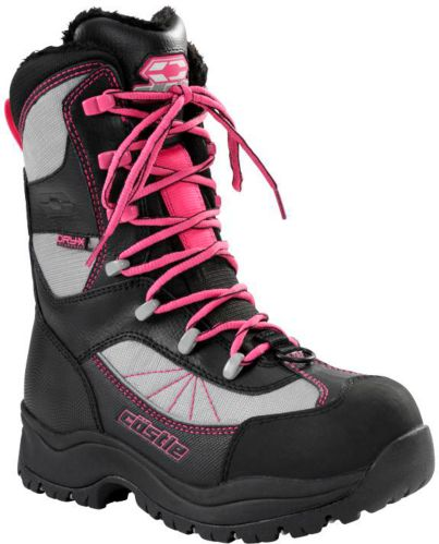 Castle X Women's Force 2 Snowmobile Boots, Grey Product image
