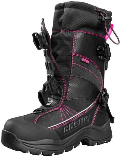 Castle X Women's Barrier 2 Snowmobile Boots, Magenta Product image