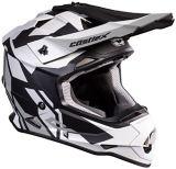 Castle X Mode MX Flow Helmet, Matte White | Castle Xnull