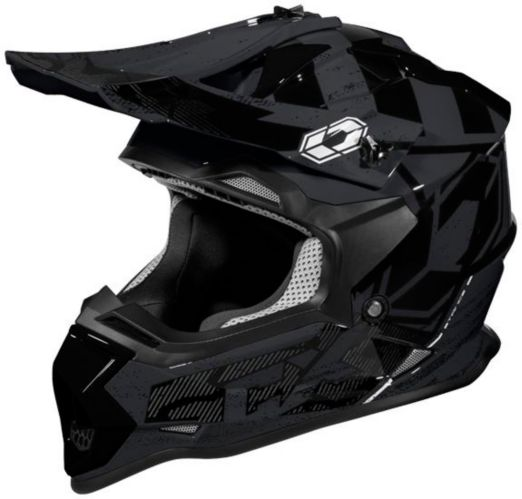 Castle X Mode MX Stance Helmet, Black Product image
