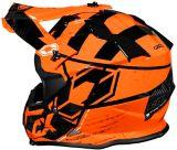 Castle X Mode MX Stance Helmet, Orange | Castle Xnull