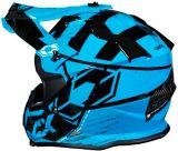 Castle X Mode MX Stance Youth Helmet, Blue | Castle Xnull