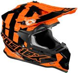 Casque Castle X Mode MX Stance, jeunes, orange | Castle Xnull