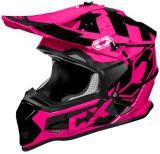 Castle X Mode MX Stance Youth Helmet, Pink | Castle Xnull
