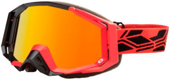 Castle X Trace Snow Goggles, Matte Red/Black Product image