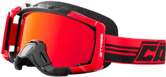 Castle X Stage Blackout OTG Snow Goggles, Red Product image