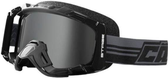 Castle X Stage Blackout OTG Snow Goggles, Black Product image