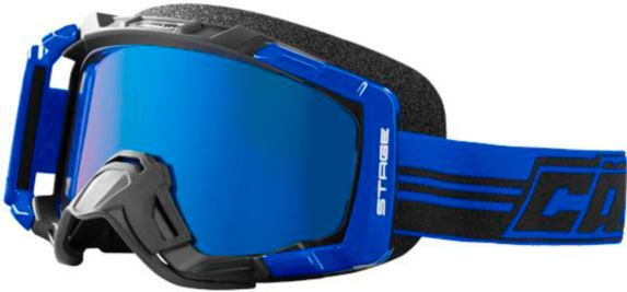 Castle X Stage Blackout OTG Snow Goggles, Blue Product image