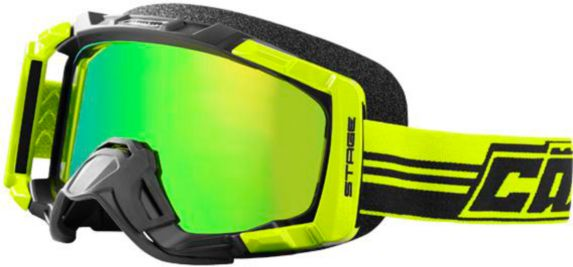Castle X Stage Blackout OTG Snow Goggles, Hi-Vis Product image