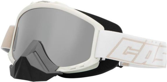 Castle X Force Snow Goggles, Matte White Product image