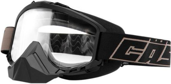 Castle X Force Snow Goggles, Black, Clear Lens Product image