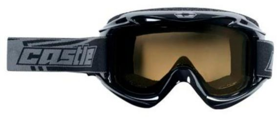 Castle X Launch Snow Goggles, Black Product image