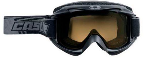 Castle X Launch Snow Goggles, Matte Black Product image