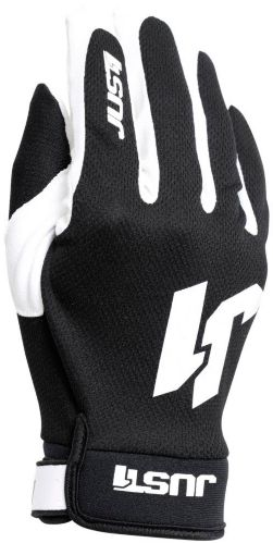 Just1 Youth Flex Motocross Gloves, Black Product image